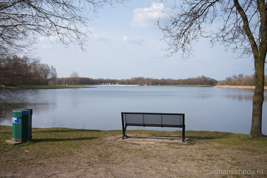 Rutbeek bench photo