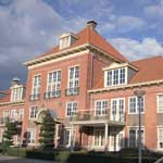 Former school housing photo