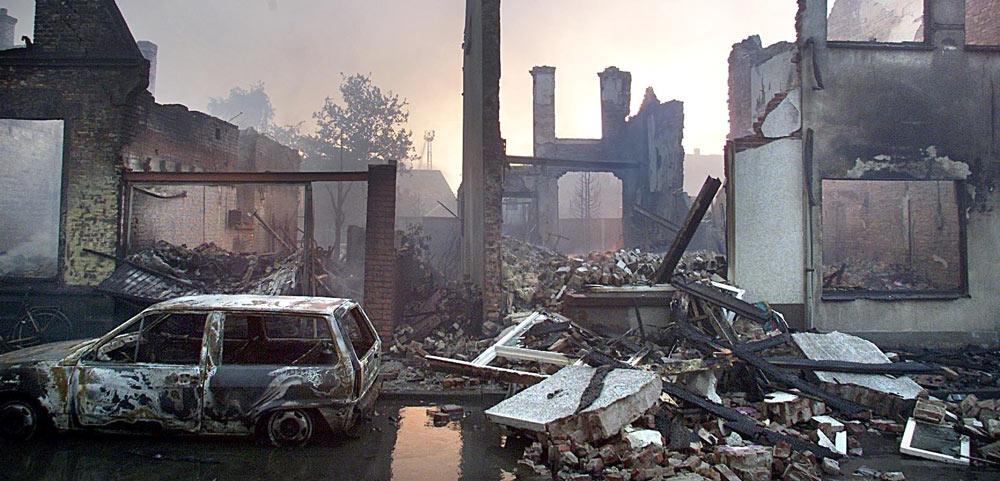 Enschede Explosion